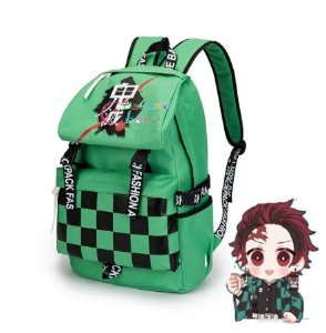 Mochila de Oxford KAMADO DEMON SLAYER