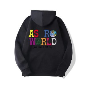 Moletom Hoodie ASTROWORLD Look Mom I Can Fly - Três Cores