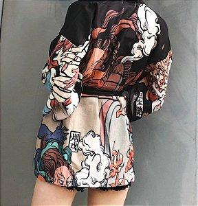 Kimono do Guerreiro