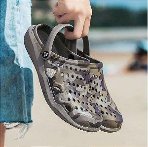 Sandália Croc EVABU - Duas Cores