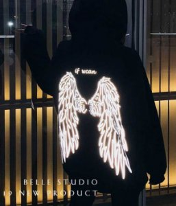 Moletom Hoodie WINGED ANGEL