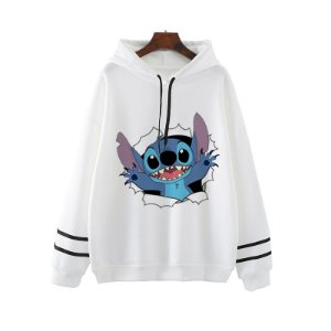 Moletom Hoodie STITCH BUNCH - Várias Estampas