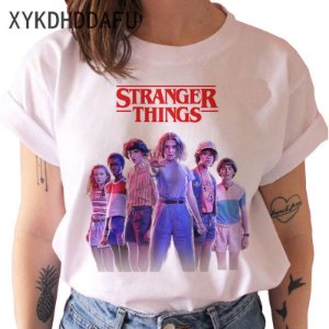Camiseta STRANGER THINGS - Diversas Estampas