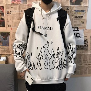 Moletom FLAME CHAMPS