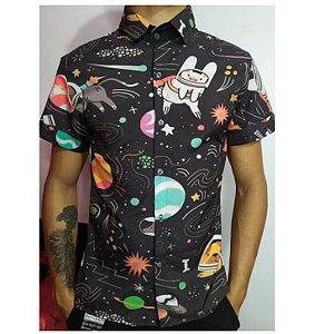 Camisa SPACE ANIMALS