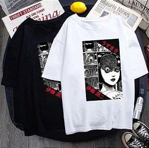 Camiseta JUNJI ITO UZUMAKI