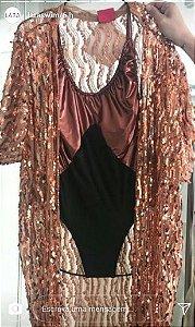 Kimono Laranja Mécanique