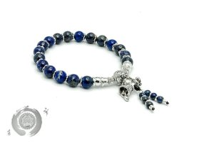 Japamala 18 Contas Lápis Lazuli Natural