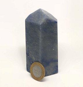 Ponta de Quartzo Azul 310g