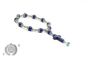 Decenário Dezeninha Dezena Tercinho Rosário Jade Azul