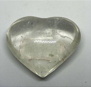 Coração de Quartzo Rosa 240g