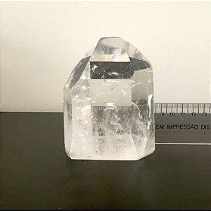 Ponta de Cristal Quartzo - 720g
