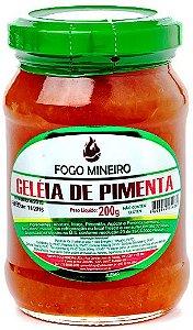 Geléia de Pimenta 200g - Fogo Mineiro