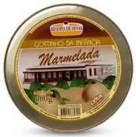 Marmelada lata 600g - Gostinho da Infância