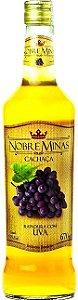 Cachaça de Uva - Nobre Minas 670ml