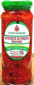 Antepasto de Pimenta Biquinho 350g