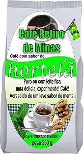 Café Aromatizado - Hortelã