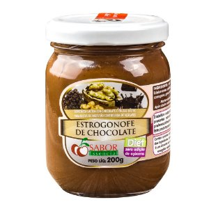 Estrogonofe de Chocolate 0% Açúcar 200g