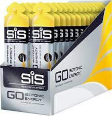 Isotonico Gel  - Science In Sport Go Isotonic Energy Gels 60ml x 30 unidades