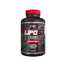LIPO-6 Black® Nutrex Research -- 120 Capsules