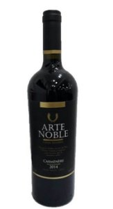 Arte Noble Gran Reserva Carmenère 2016