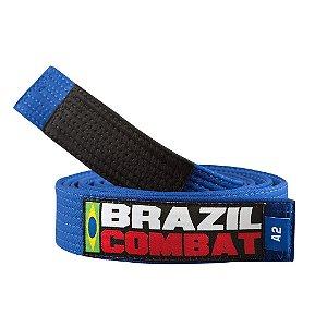 Faixa Jiu-Jitsu Azul Brazil Combat
