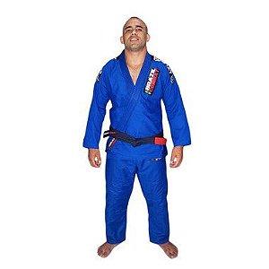 Kimono Jiu-Jitsu Xtra-Lite Azul Brazil Combat