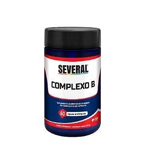 Complexo B 250mg Several® - 60 cápsulas