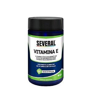 Vitamina E Several® - 60 cápsulas