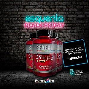 SEVERAL® Omega 3 (180 Cápsulas) - COMPRE 3 LEVE 1 SEVERAL® Cártamo + Guaraná + 1 SEVERAL® Óleo de Chia