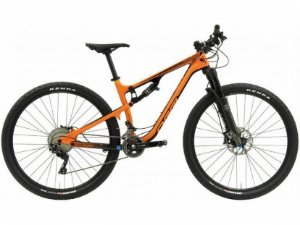 Bicicleta 29 Oggi Cattura Carbono Full Suspension Deore XT 2x11 22v