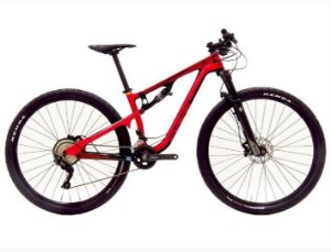 Bicicleta Oggi Cattura Sport Carbon Full Suspension Deore  20v