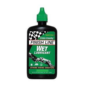 Óleo lubrificante finish line úmido