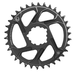 Coroa Sram GX Eagle 32/34 D 6mm Offset