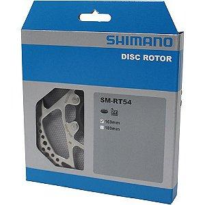 Disco Rotor Shimano 160mm SM-RT54 Center Lock
