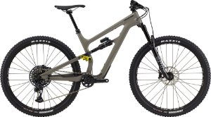 Bicicleta 29 Cannondale Habit Carbon 1 (2021)