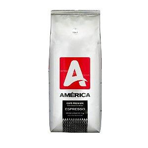 Café em Grãos América Premium 1kg
