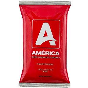 Café Torrado e Moído América 500g
