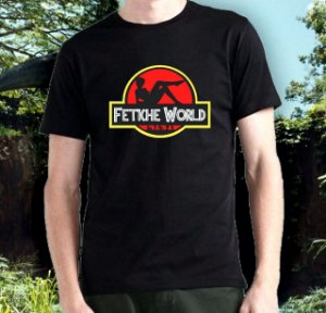 Camiseta Fetiche World