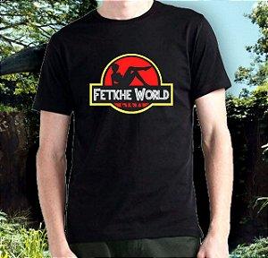 Camiseta Fetiche World