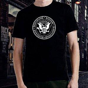 Camiseta Ramones BDSM