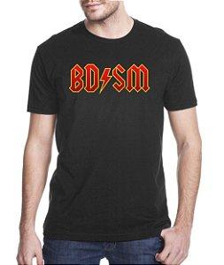 Camiseta/Babylook - BDSM AC/DC