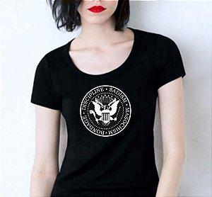 Camiseta/Babylook - Ramones BDSM