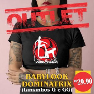 OUTLET Babylook Dominatrix
