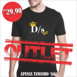 outlet camiseta DS