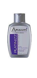 SHAMPOO CREMOSO AMAZONI PLATINIZZ 240 ML