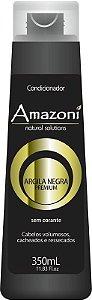 CONDICIONADOR AMAZONI ARGILA NEGRA 350 ML