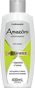 CONDICIONADOR AMAZONI ARGILA VERDE 400 ML