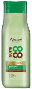 SHAMPOO AMAZONÍ NUTRI COCO 300 ML