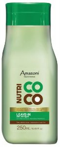LEAVE IN AMAZONÍ SEM ENXAGUE NUTRI COCO 250 ML